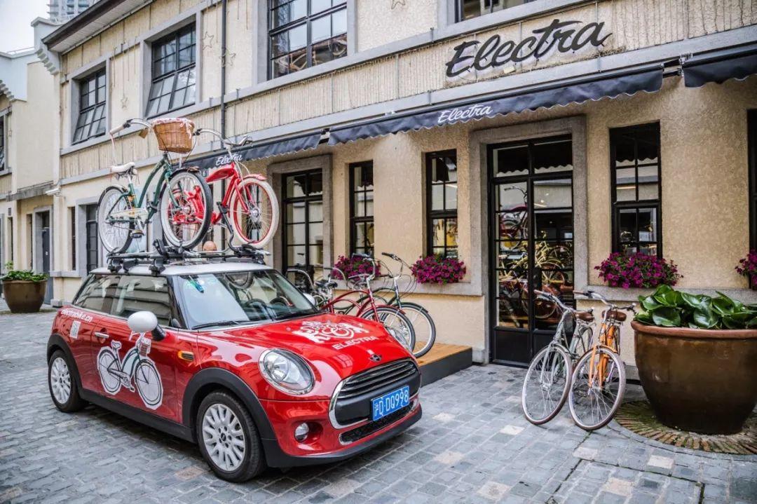 Electra自行车专卖店