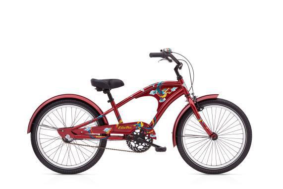 Electra自行车,最时尚的自行车
