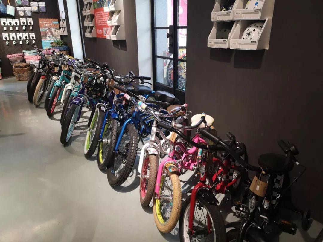 儿童自行车品牌