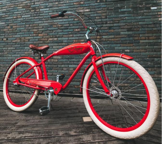 高端电动自行车