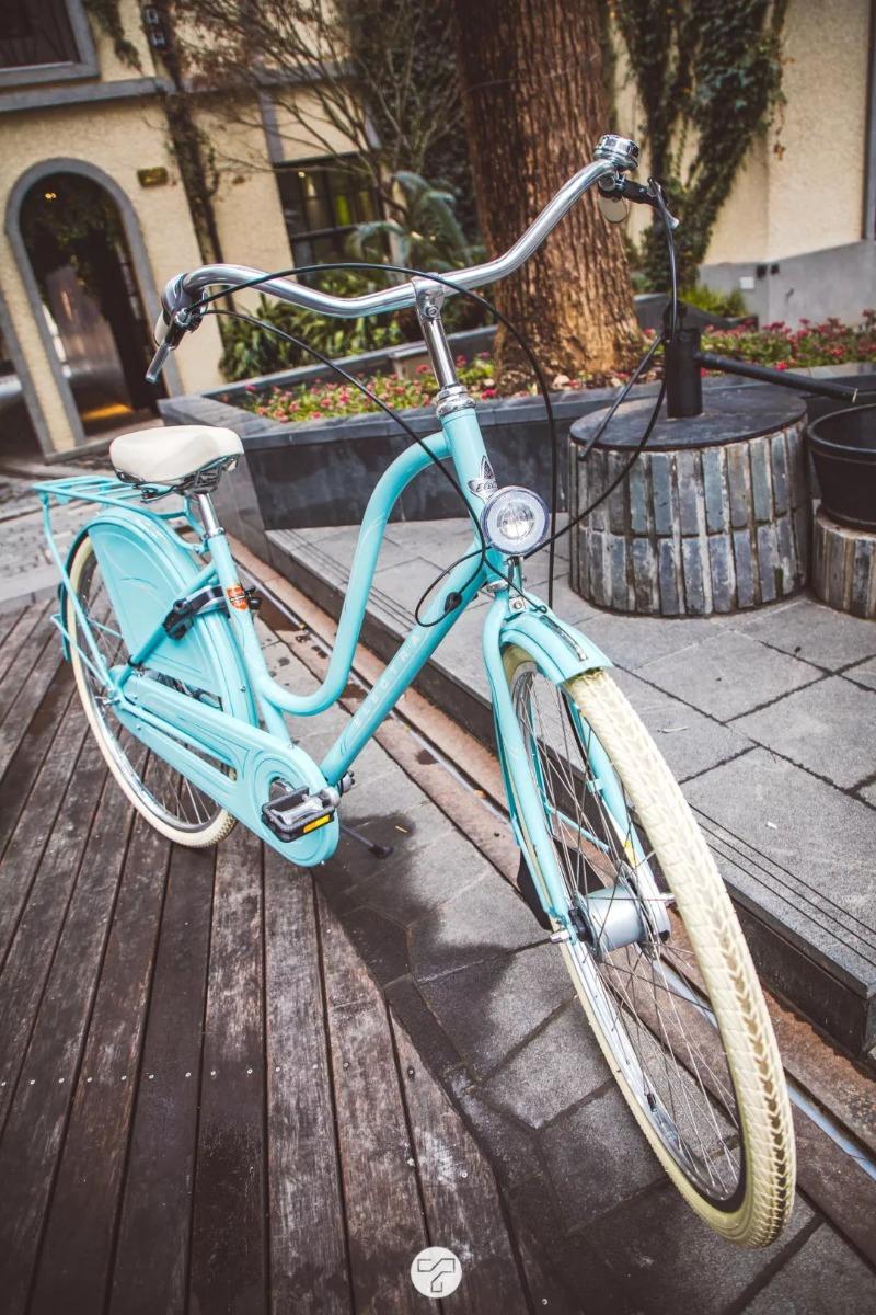 女式自行车