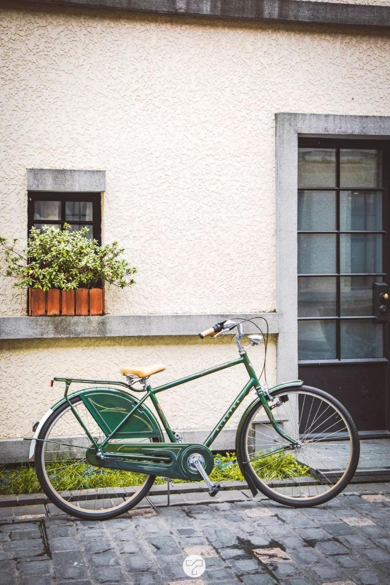 复古自行车