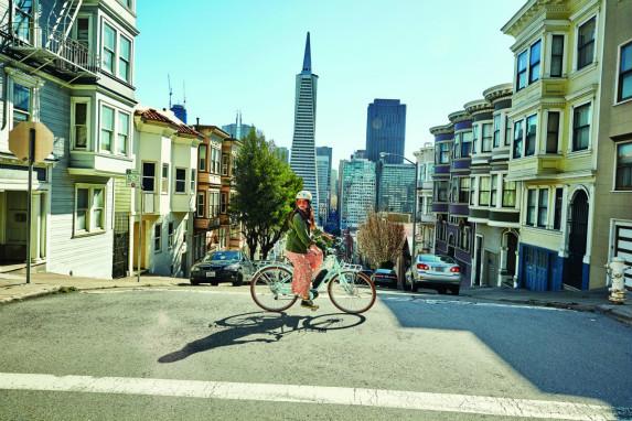 Electra城市自行车