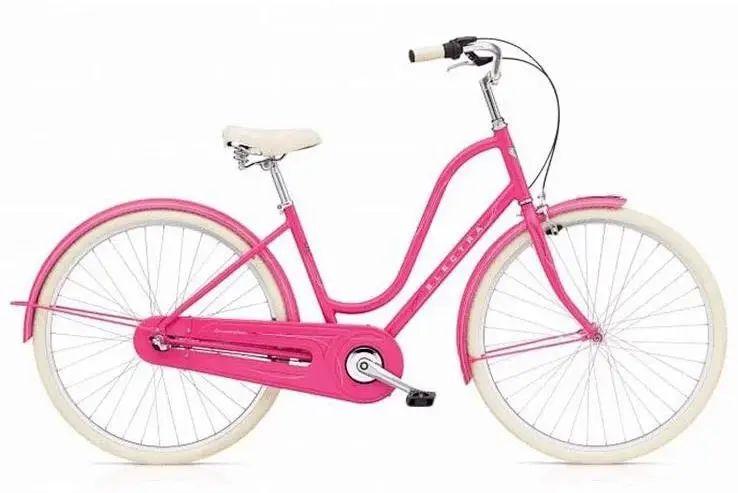 城市休闲单车