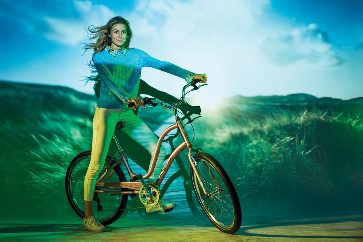 舒适自行车