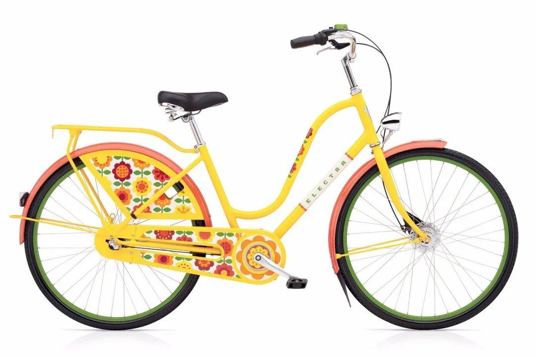 Electra女士自行车