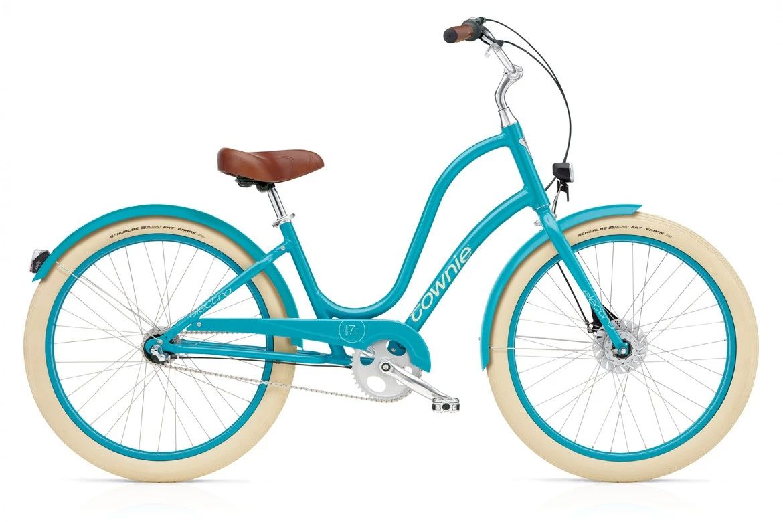Townie自行车