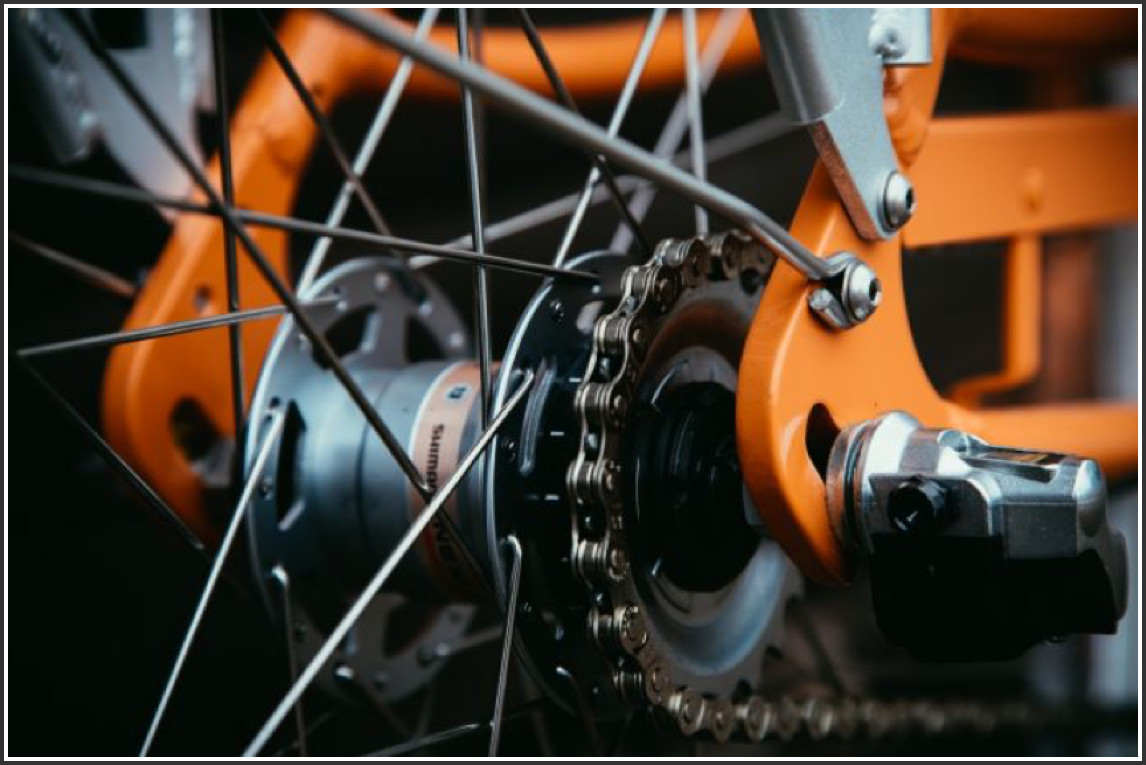 自行车车链