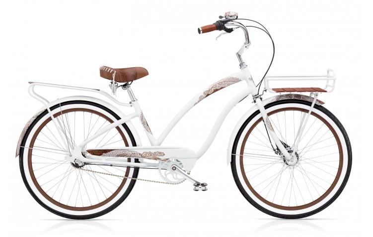 简约自行车