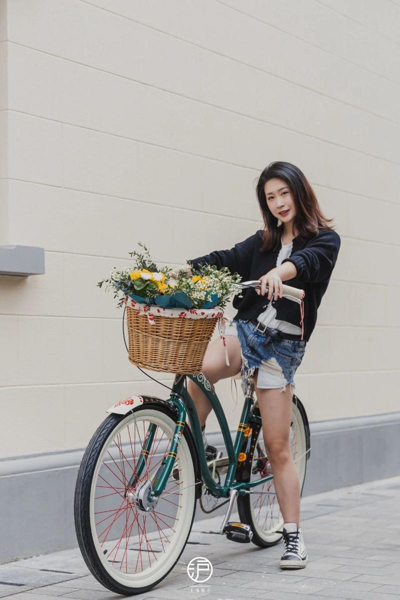 炫酷自行车