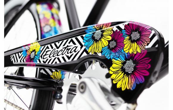 漂亮的自行车