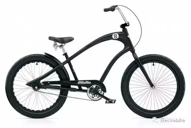 Cruiser系列经典款自行车