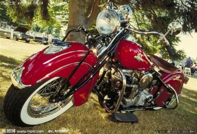 美国电动单车Indian Chief Bomber