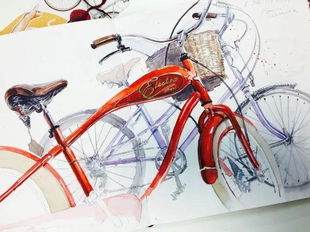 Electra Cruiser系列经典自行车--Indy